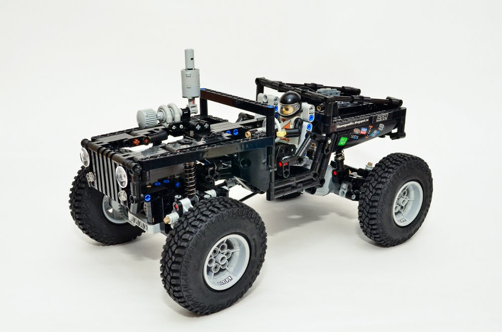 filsawgood lego technic creations