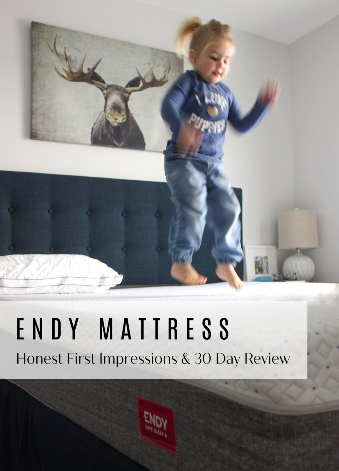 Endy Mattress Honest First Impressions & 30 Day Review