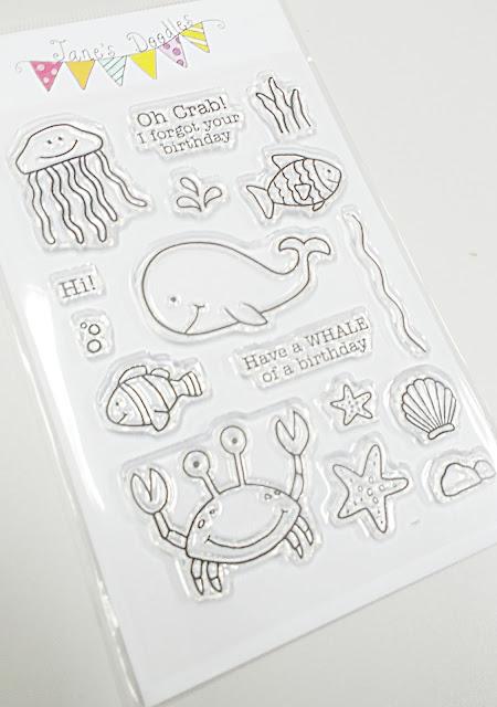 stamps peixes