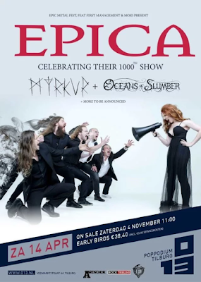 epica 100th concert