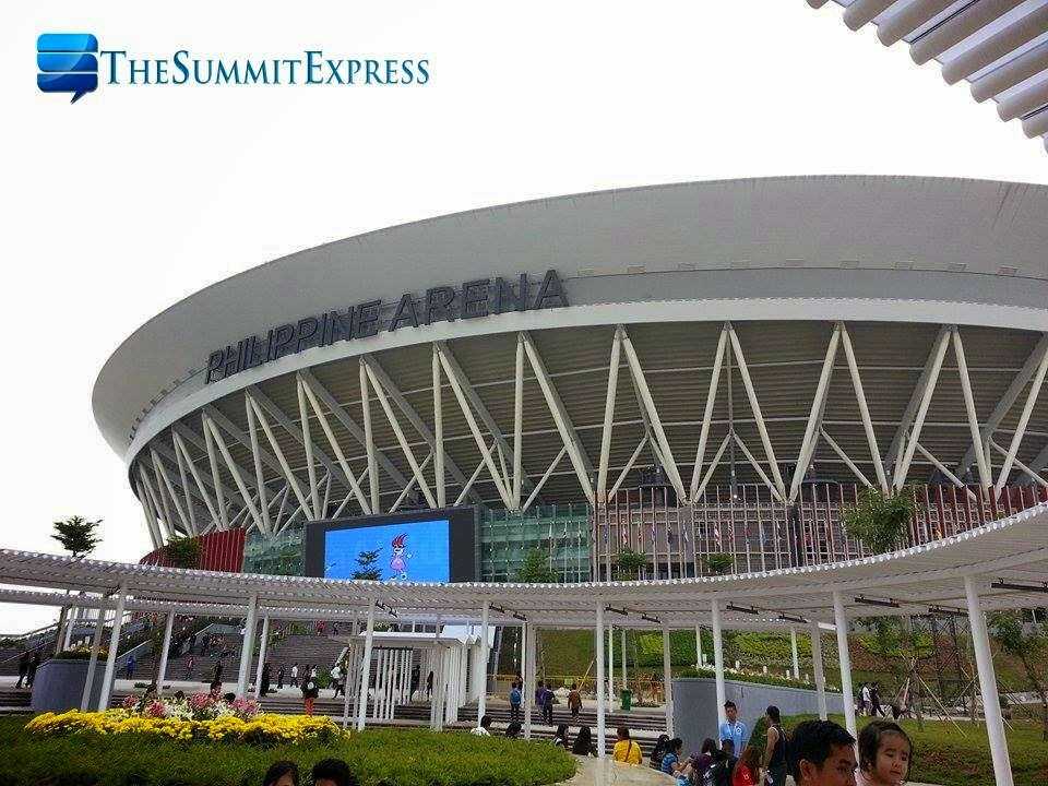 Philippine Arena is most searched local destination PH 2014