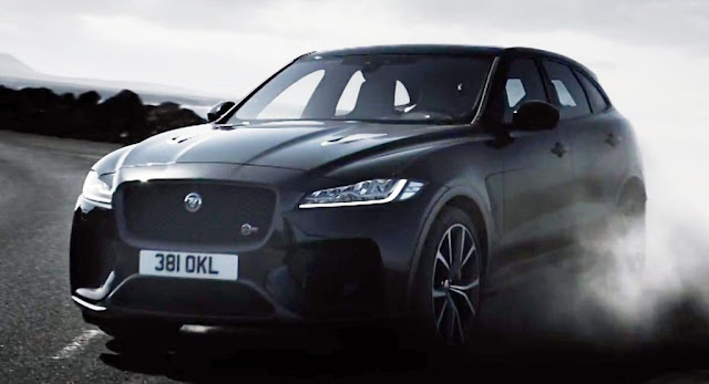 Film, Jaguar, Jaguar F-Pace, Jaguar Videos, SVO, Video