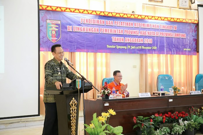 Provinsi Lampung Proyek Percontohan Quick Win Pelayanan Berbasis Kompetensi