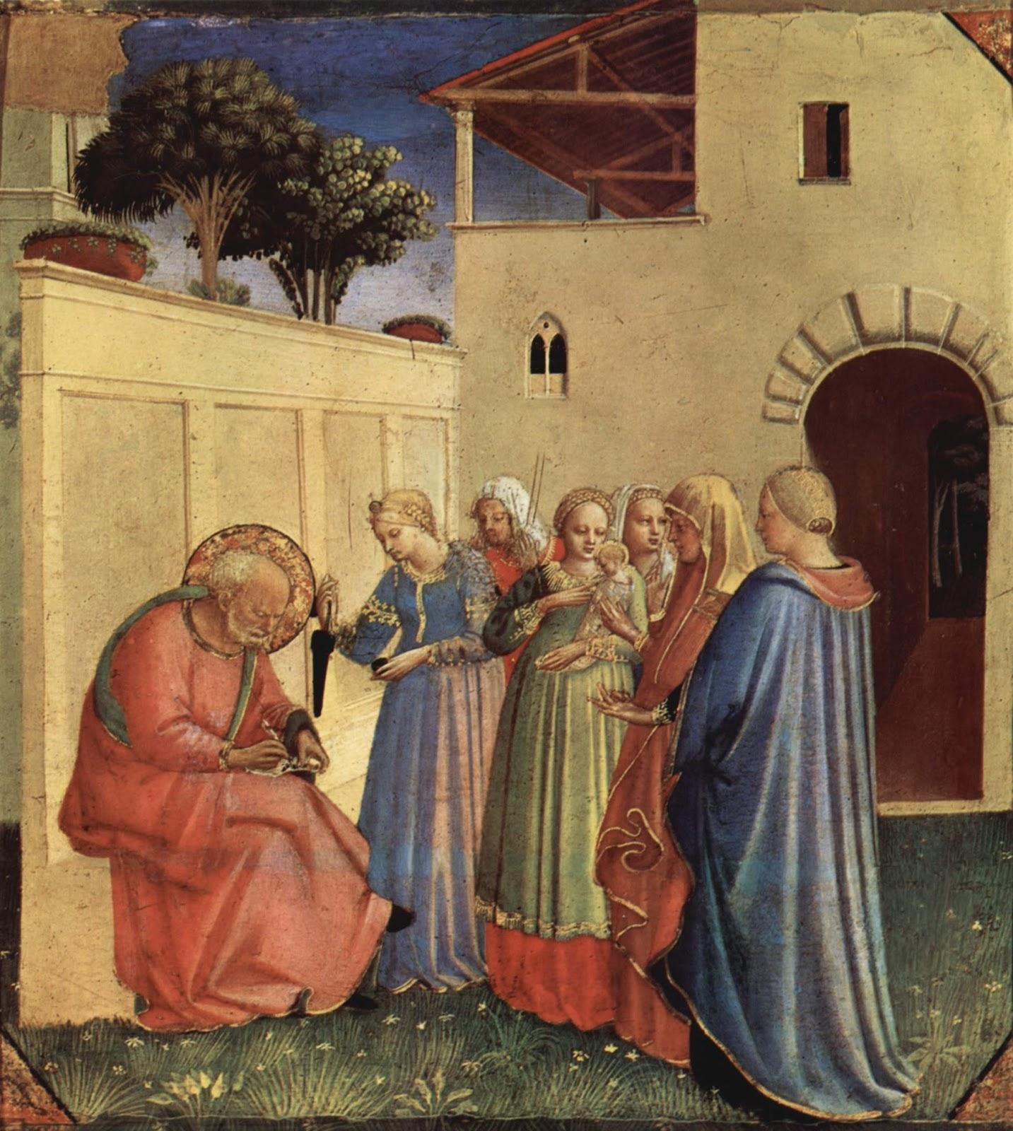 El Evangelio Comentado: Nacimiento de Juan Bautista (Lc 1, 57-66)