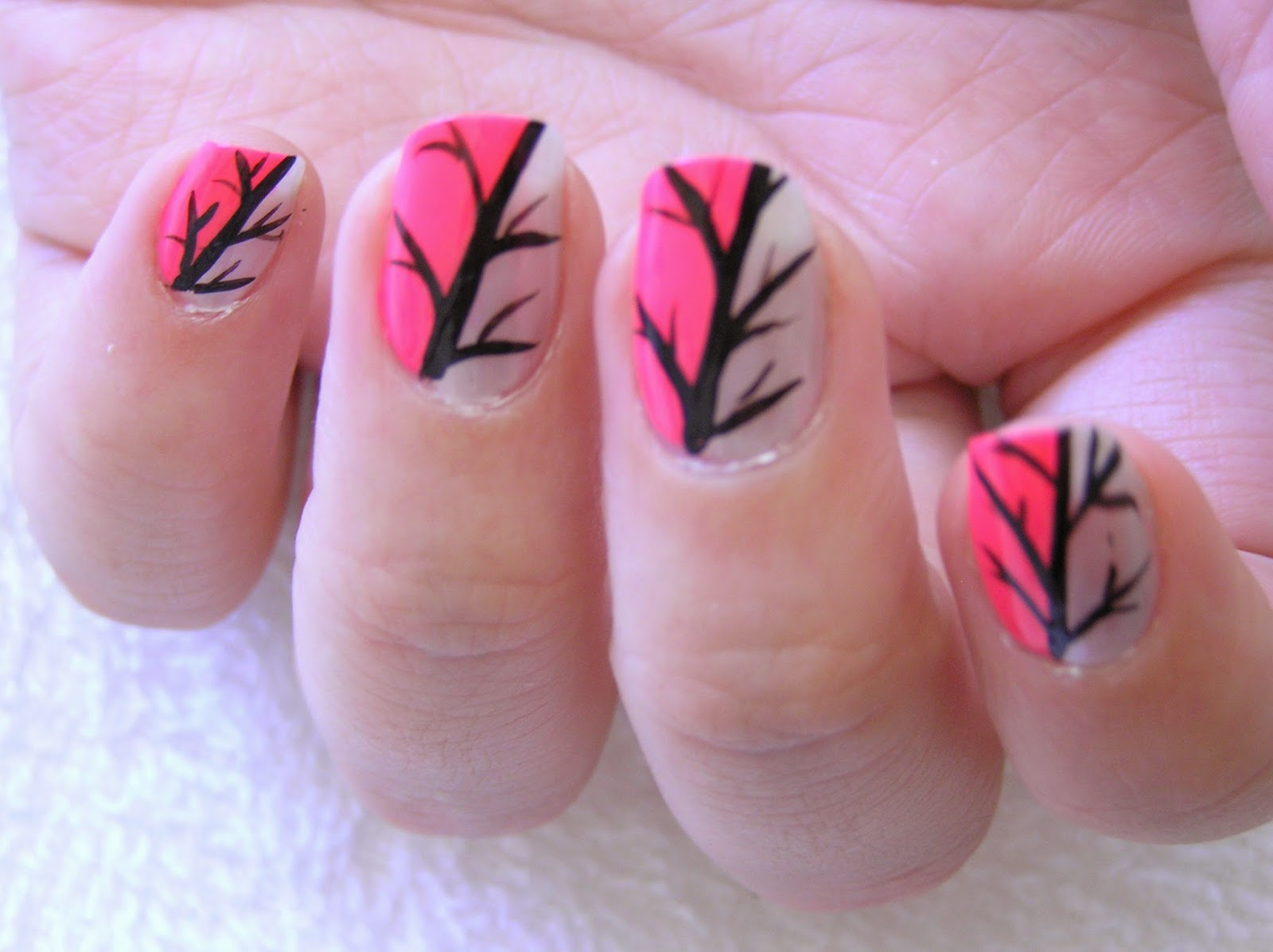 Latest Simple Nail Art Designs 2015 ~ Fashionip