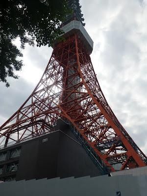 Voir Tokyo d'en haut via la Tour de Tokyo et la Tokyo Skytree