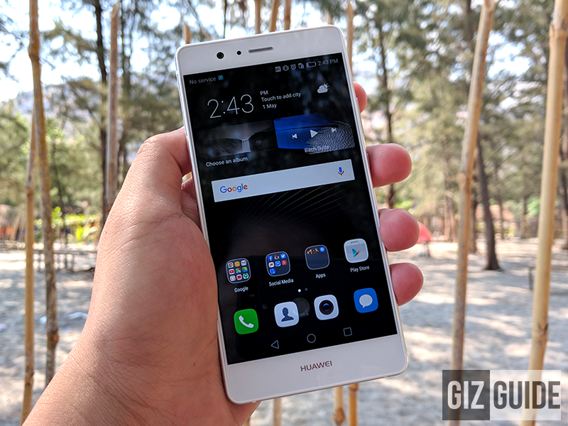Huawei P9 Lite review - super experience, amazing price!