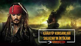 Karayip Korsanları Salazar'ın İntikamı