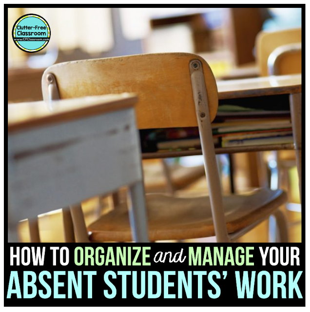 It can be tricky to manage and organize work for absent students. Read this blog post to learn how to simplify the process and ensure all your students are always caught up.