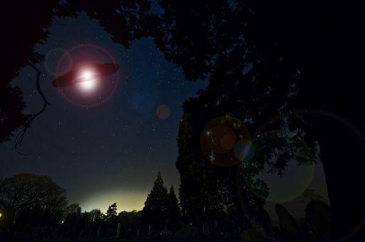 Científicos chilenos difunden video de un OVNI