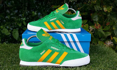 Terrace Football Retro 70's footwear