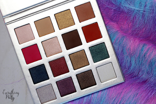 PUR Cosmetics Trolls eyeshadow palette.