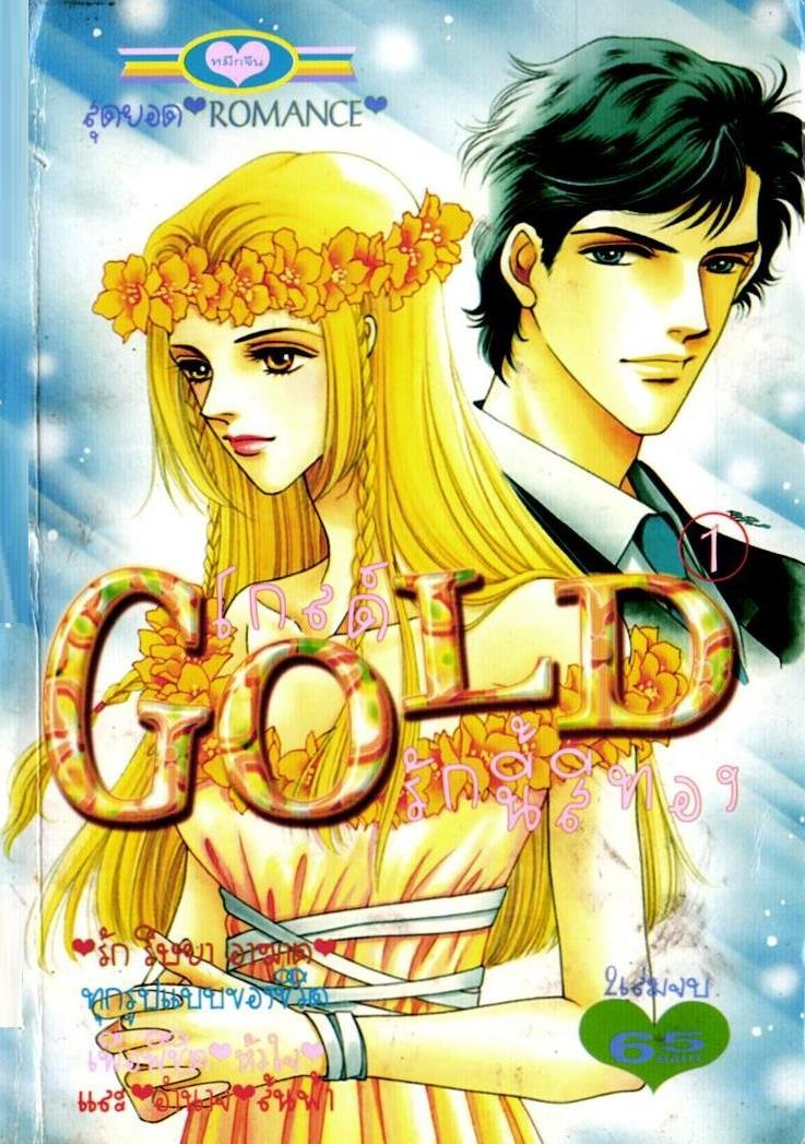 ขายการ์ตูน pdf ออนไลน์ การ์ตูน Gold รักนี้สีทอง 2 เล่มจบ