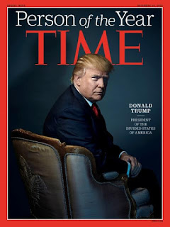 Person Of The Year- Donald Trump