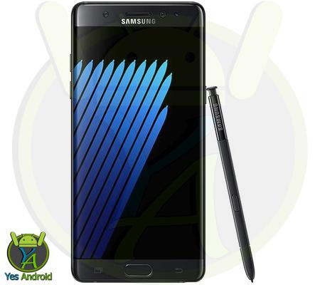 Samsung Galaxy Note7 SM-N930FD Full Specs Datasheet
