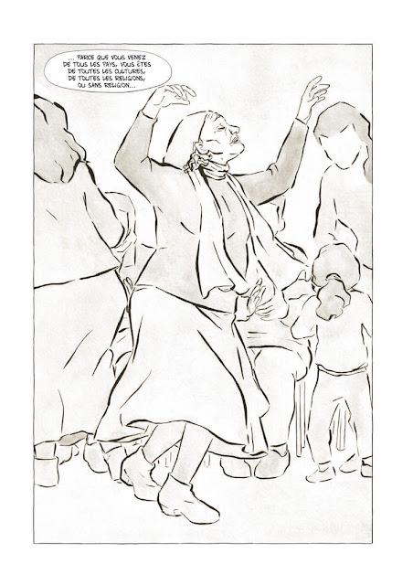Et pourtant elles dansent... aux éditions Des Ronds Dans l'O extrait 2