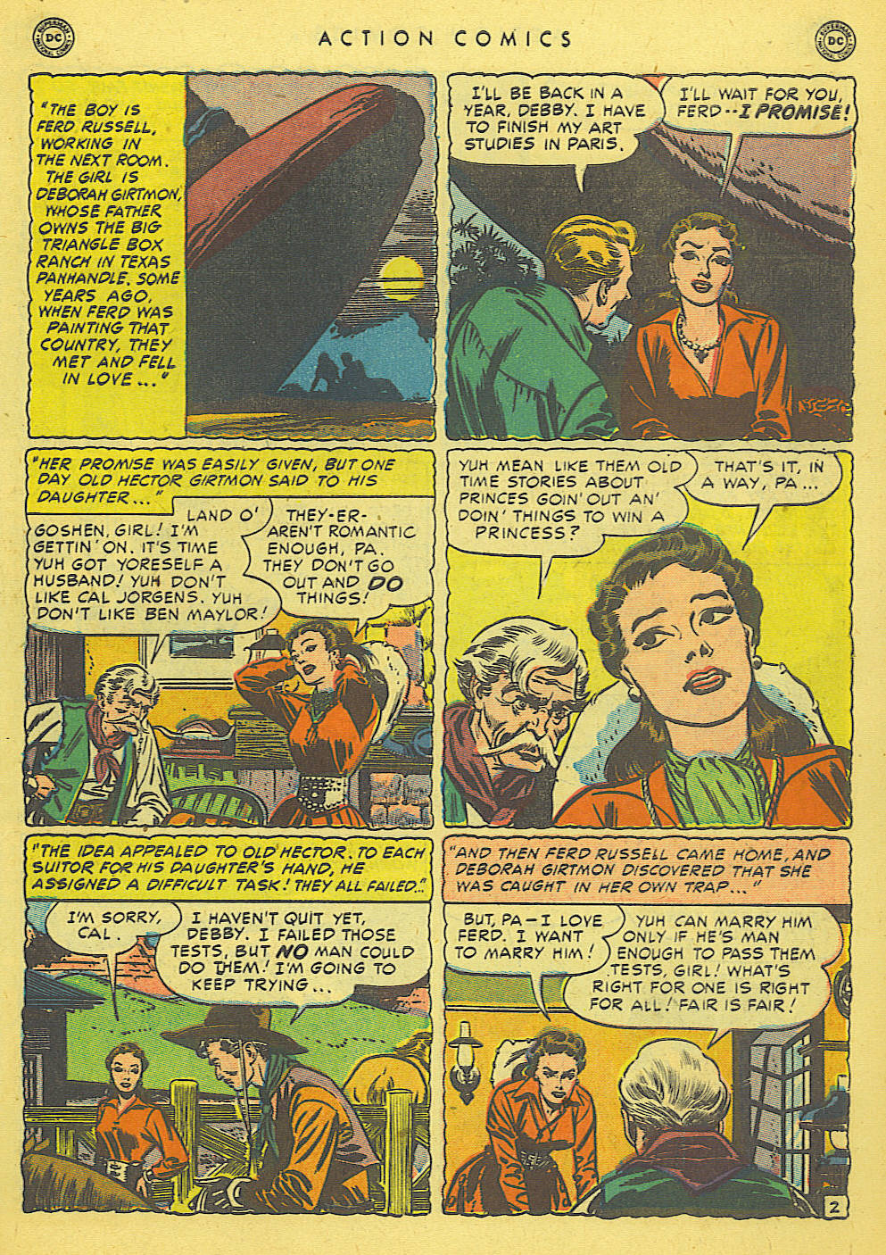 Read online Action Comics (1938) comic -  Issue #140 - 41
