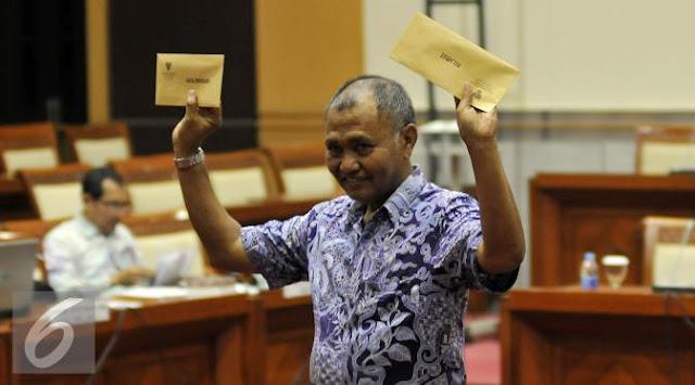Agus Ancam Mundur Jika Revisi UU KPK Tetap Dilakukan