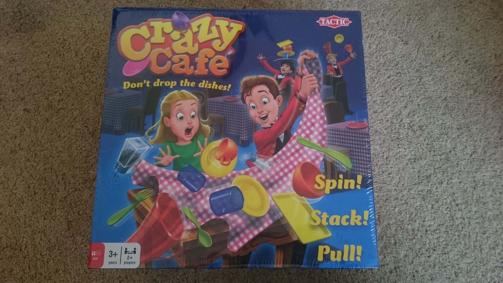 Rennas discoveries crazy cafe for kids tactic games now because i cook a lot and myself and my daughter watch most of the baking and cooking programmes i thought this game would be perfect for us solutioingenieria Choice Image
