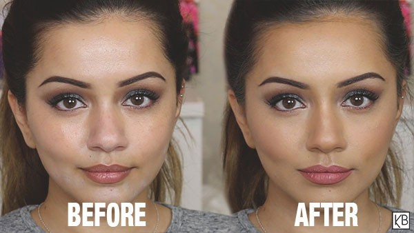Foundation Contour Amp Highlight Routine Tutorial By Kaushal