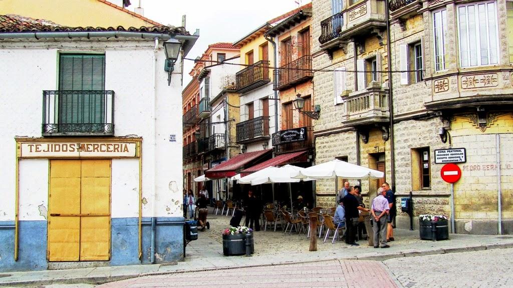 Calle de la Villa - El Espinar - Alfonsoyamigos