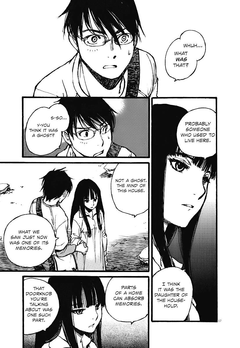 Mahoromi - Jikuu Kenchiku Genshitan - Chapter 2