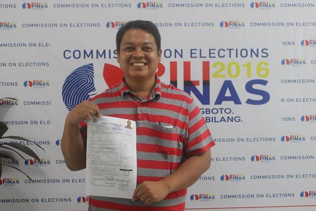 Siclot, Allan KSN Bogo Elections