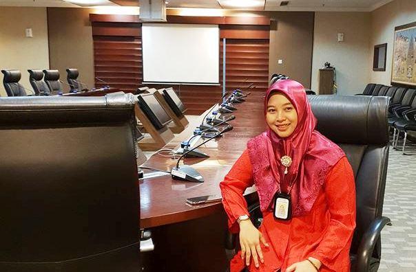Gadis Kebumen Menjadi Tenaga Ahli di Kantor Staff Presiden