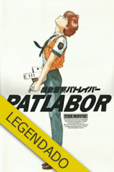 Mobile Police Patlabor: The Movie – Legendado