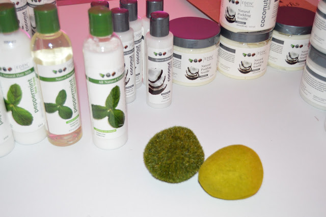 EDEN Body Works products at Naturally Pretty The Art of Curl