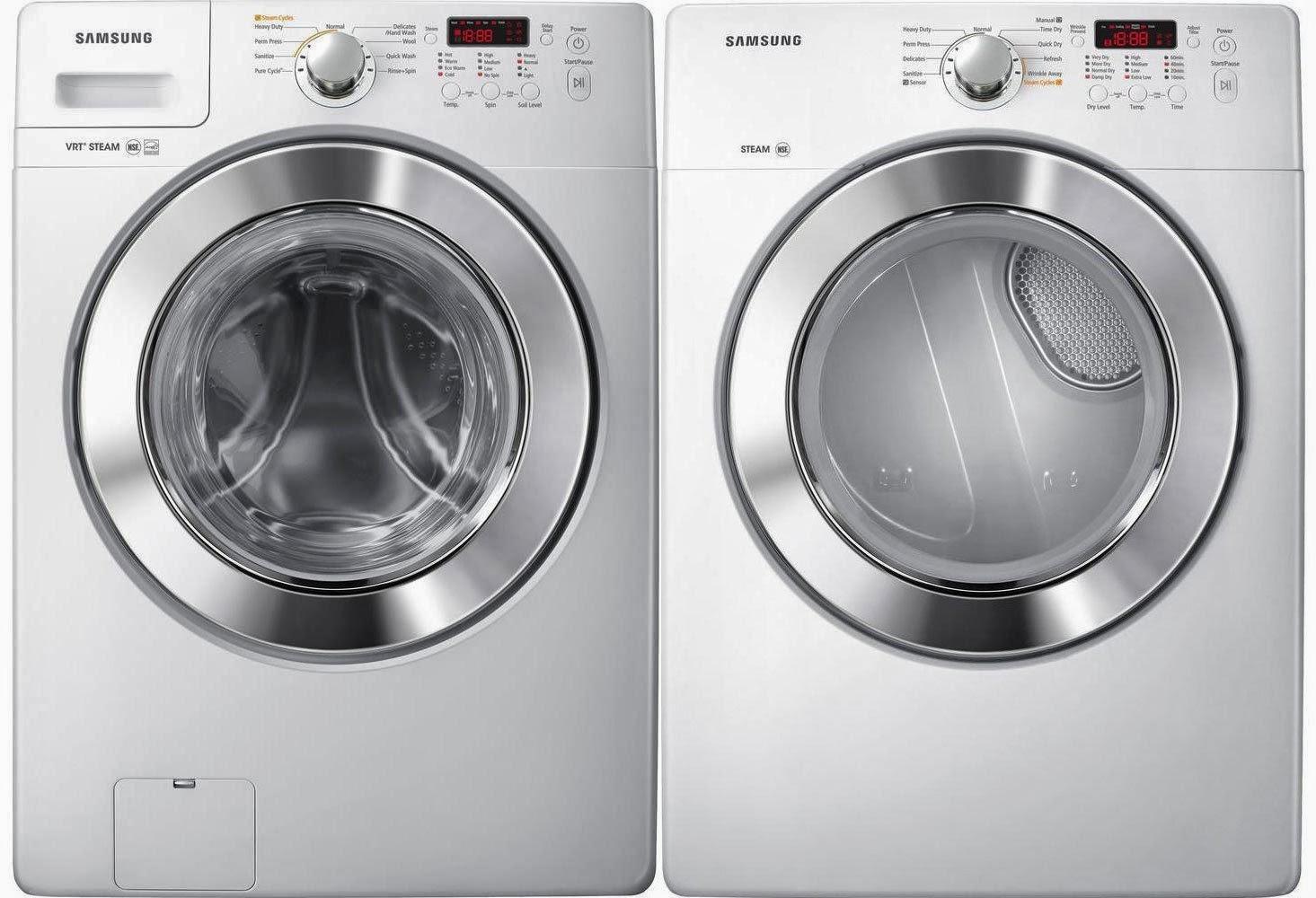 Samsung Vrt Washer Samsung Vrt Steam Washer And Dryer