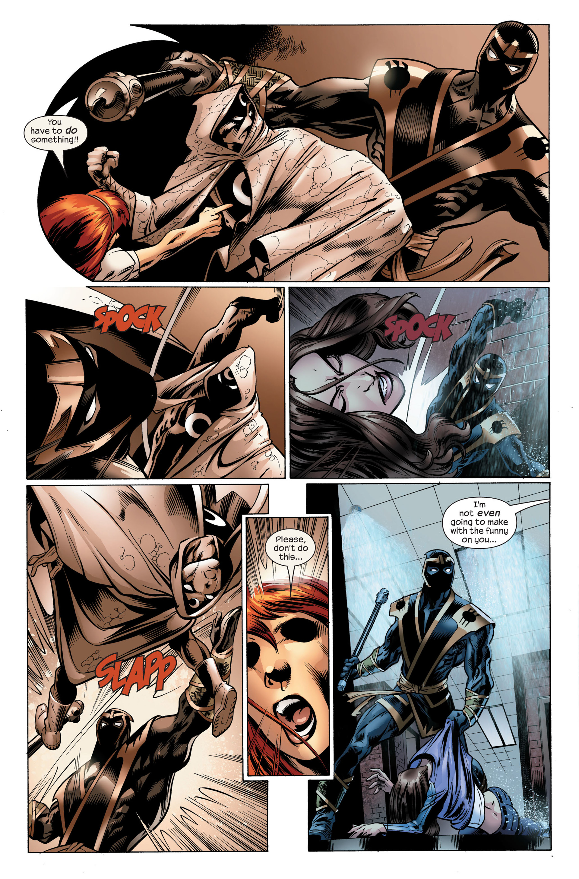 Read online Ultimate Spider-Man (2000) comic -  Issue #108 - 18