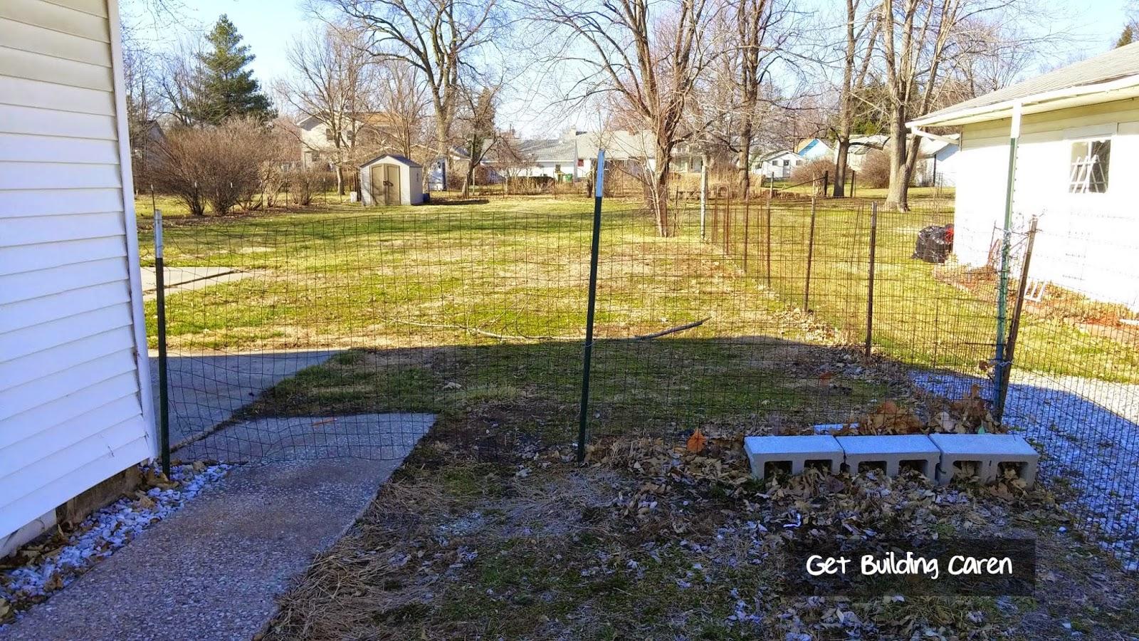 Get Building Caren Picket Fence Amp Gate