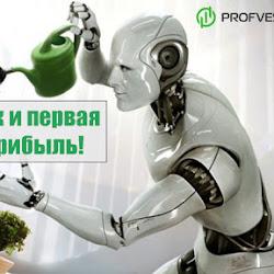 Кандидаты: Mainrobots – выход в безубыток + страховка 500$!