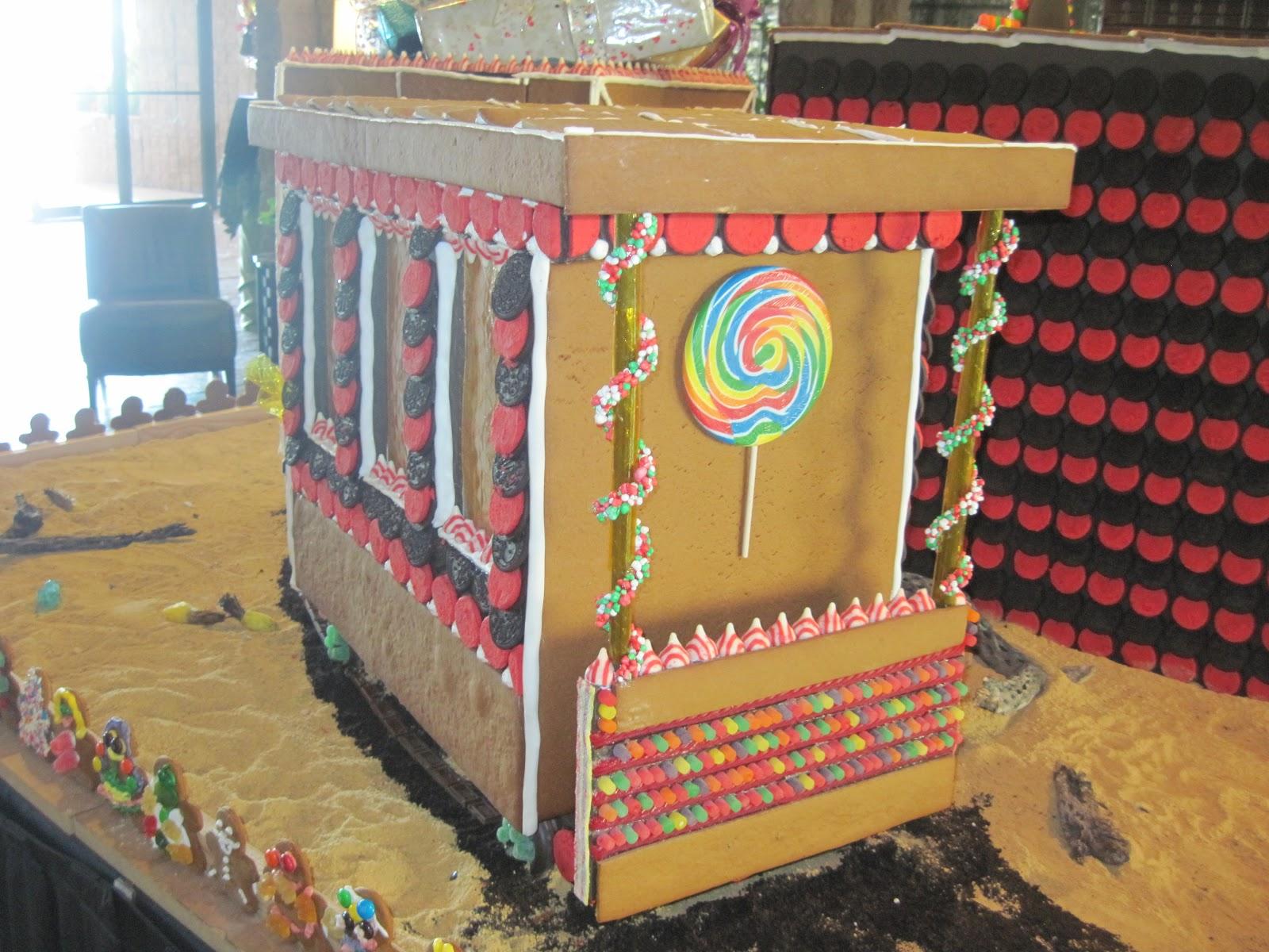 Frisco Kids Unique Gingerbread Houses