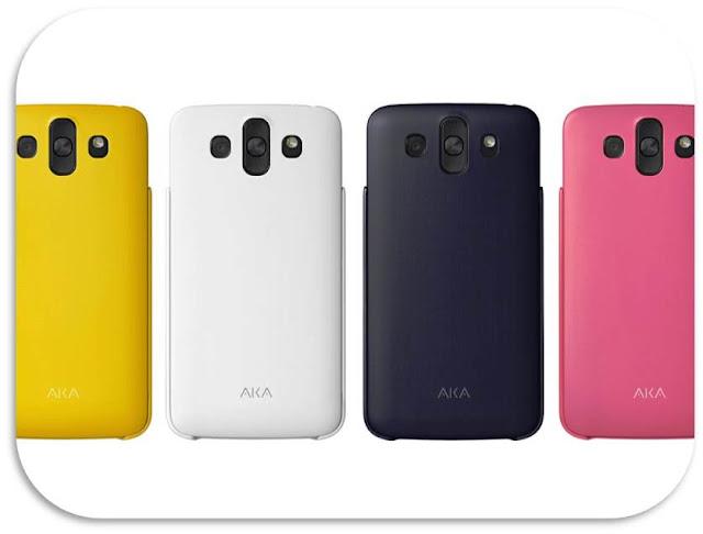 Virgin Mobile Phone is LG AKA