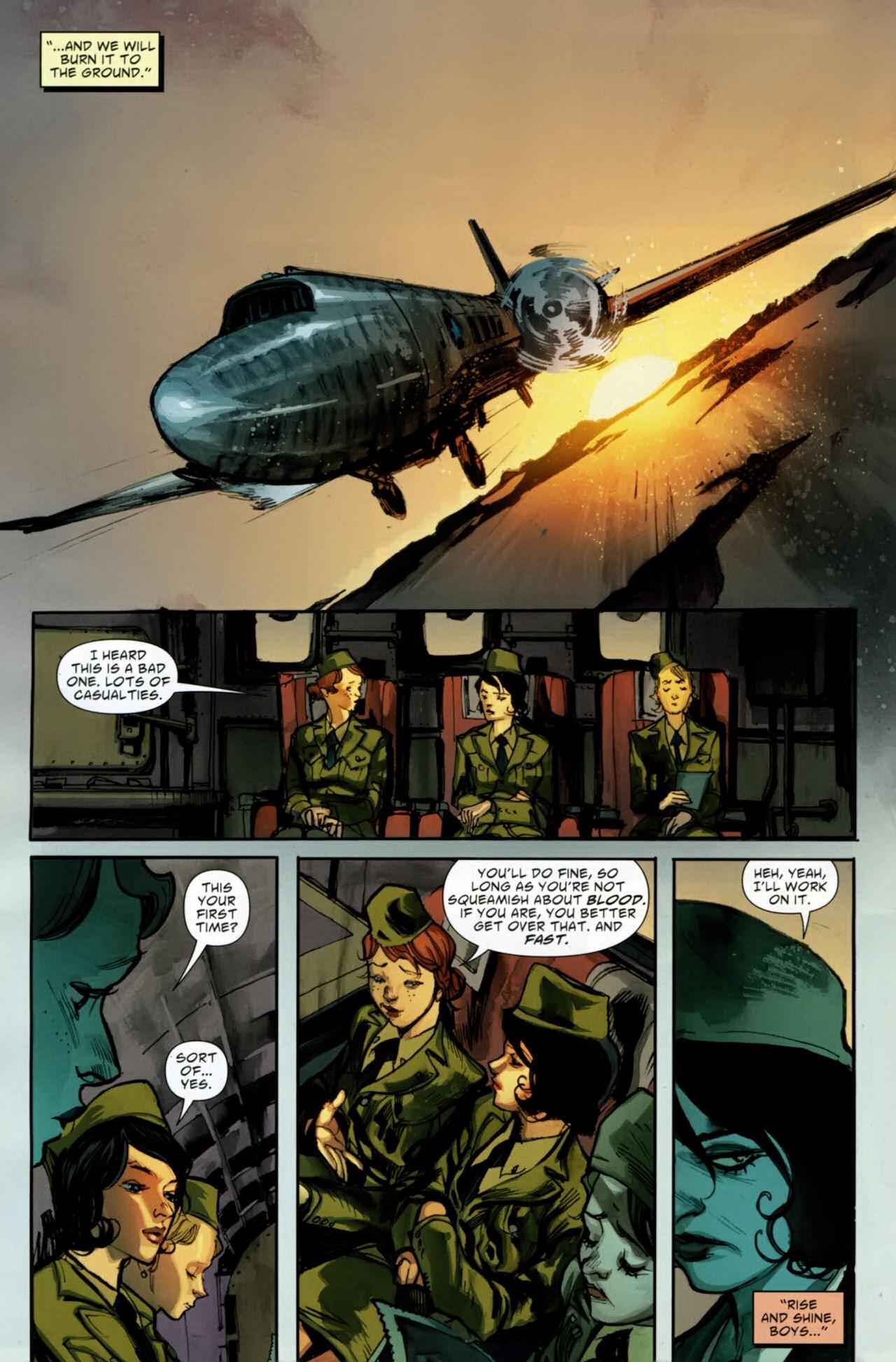 Read online American Vampire comic -  Issue #15 - 16