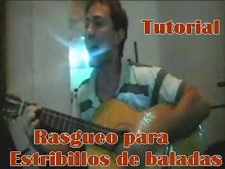 tutorial de guitarra criolla española o acustica