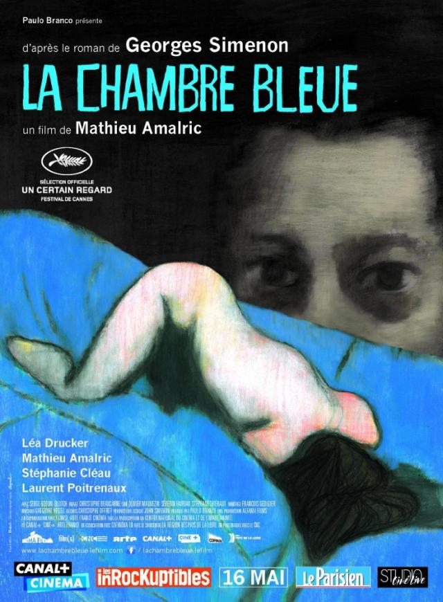 Căn Phòng Xanh - The Blue Room (2014)