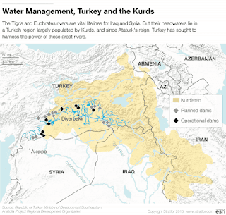Turkey seeks to reassure Iraqis over upstream dam