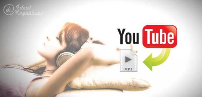 Youtube Videoları MP3 Olarak indirme