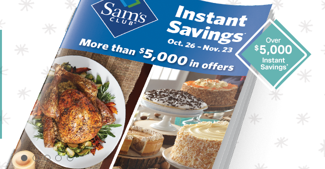 Sam's Club 1-Year Membership + $5 eGift Card +