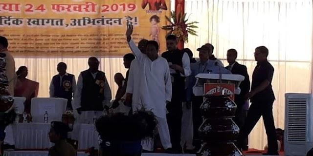 जिसे बूथ से कांग्रेस हारी, CM OFFICE में उस नेता का प्रवेश प्रतिबंधित कर दूंगा: कमलनाथ | MP NEWS