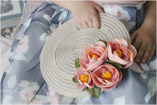 cluch-bolso-mano-hecho-mantel-individual-flores
