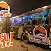 A Rota Tour apresenta o primeiro Forró Bus de Limoeiro