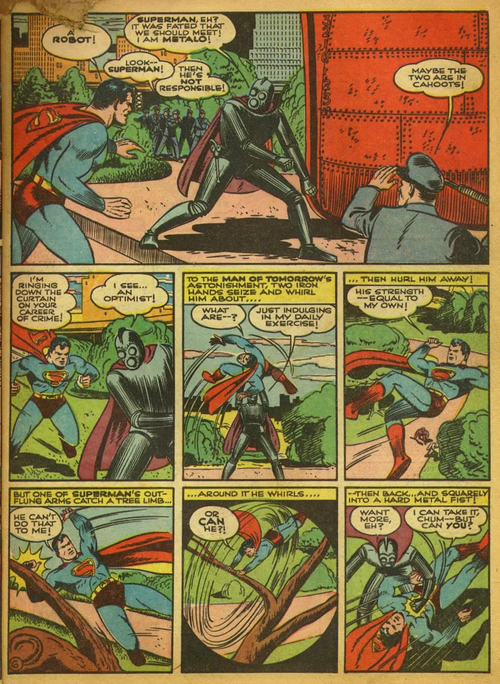 Read online World's Finest Comics comic -  Issue #6 - 9