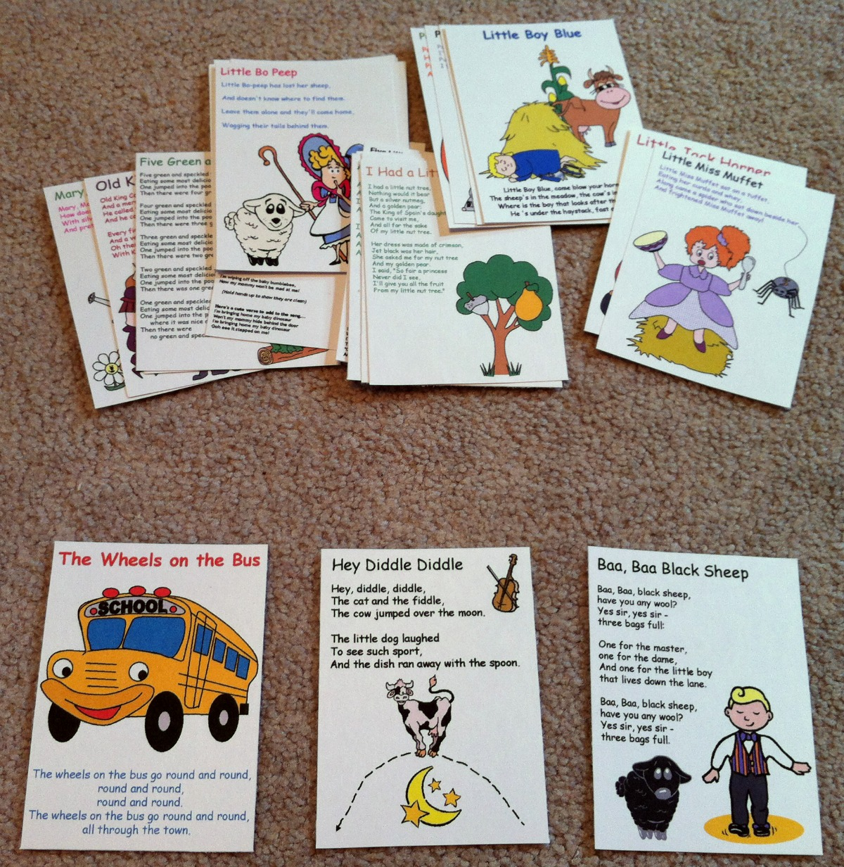 Testy Yet Trying Car Ride Activities Set 6