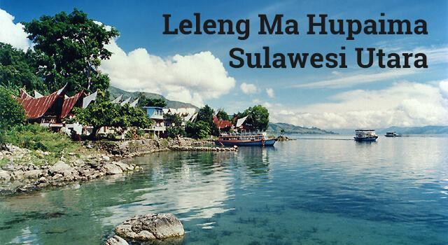 Lirik Lagu Leleng Ma Hupaima - Sulawesi Utara