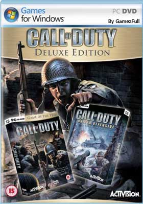 Call of Duty Deluxe Edition [Full] Español [MEGA]