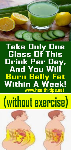 7 Days – 7 Glasses: A Powerful Method That Burns Abdominal Fat!#NATURALREMEDIES